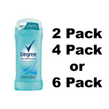 DEGREE SHOWER CLEAN Women Anti-Perspirant&Deo Stick 1.6oz / 45g Selected Pack