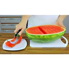 Cuchillo para Sandía/Melón Cortador de Fruta Máquina de Cortar Acero Inoxidable