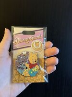 Scents Honey of a Time Winnie The Pooh Scratch and & Sniff -June 2020 Disney Pin