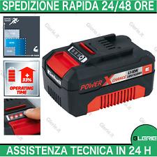 Batteria per avvitatore trapano smerigliatrice EINHELL 18V 4,0Ah PowerXchange