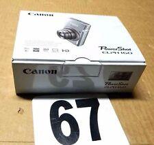 Canon - PowerShot ELPH 160 20.0-Megapixel Digital Camera -BLACK  UNOPENED BOX