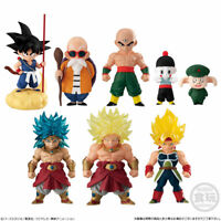 Dragon ball Z GT Adverge 14  7 kinds complete set Figure BANDAI [In stock]
