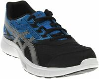 ASICS Stormer Running Shoes - Black - Mens