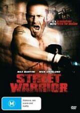 STREET WARRIOR Max Martini DVD NEW