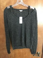 Splendid Top, Grey, XS, Nee With Tags, Original Price $98