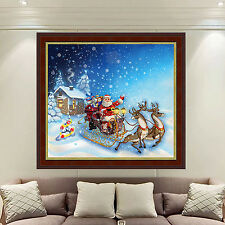 5D Diamond DIY Painting Christmas Diamond Embroidery Cross Stitch Home Decor