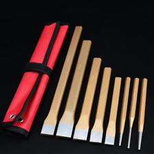 6 Piece Set Alloy Masonry Chisel Set Industrial Steel Tweezers Punch Tool hot
