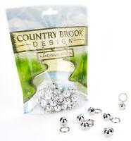 50 - Country Brook Design® 1/2 Inch Cat Jingle Bells