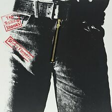 Rolling Stones    - Sticky Fingers(180g Deluxe Vinyl 2LP with Real Zipper)