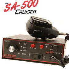Carson SA-500 Cruiser 100/200w Console Siren