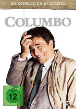 3 DVDs * COLUMBO - SEASON /  STAFFEL 6 + 7  |  PETER FALK # NEU OVP