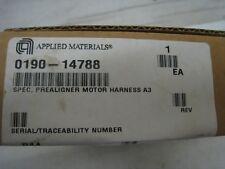 AMAT 0190-14788 spec prealigner motor harness A3