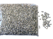 4000 WEDDING TABLE SCATTER CRYSTALS DIAMOND DECORATION - SILVER