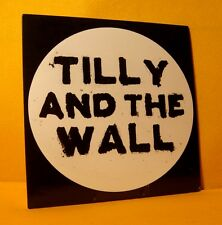 Cardsleeve Full cd Tilly and the wall (Release) 11TR 2008 indie rock