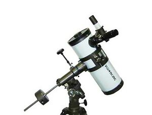 Visionking 114 / 1000mm  EQ  Equatorial Mount Space Astronomical Telescope Motor
