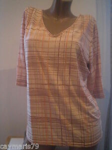 ARTICULO NUEVO camiseta mujer Talla mediana MANGA 3/4 shirtnwoman REF. 102