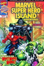 Marvel Super Hero Island Adventures (1999) #One-Shot