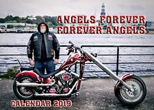 ANGELS FOREVER - FOREVER ANGELS KALENDER GERMANY / CALENDAR 2019 / SUPPORT