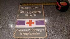 altes Buch Heft 1940 Dachbodenfund Scheunenfund