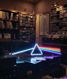 Pink Floyd Neon sign NEW handmade music wall lamp in home