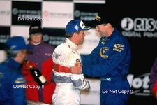Colin McRae Subaru Impreza WRC 97 Winner Rally GB 1997 Photograph 5