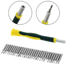 31 in 1 Precision Screwdriver Set Torx Hex Security Bits For Tablet PC Phone