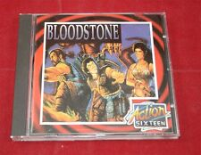 PC DOS: Bloodstone: An Epic Dwarven Tale - Mindcraft / Action Sixteen