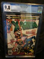 X-Men ANNUAL 3 CGC 9.8  WP