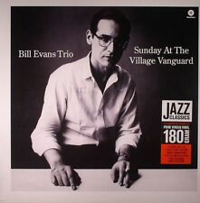 BILL EVANS TRIO - Sunday At The Village Vanguard - Vinyl (180 gram vinyl LP)