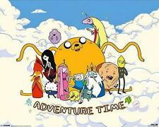 Adventure Time : Cloud - Mini Poster 40cm x 50cm new and sealed
