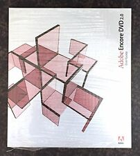 Adobe Encore DVD 2.0 User Guide Book Owners Instruction Manual - Booklet Only