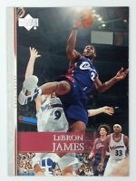 2007 07-08 Upper Deck Lebron James #192, Cleveland Cavaliers