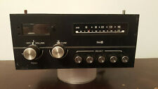 Vintage 1970's-80's Delco/Gm Am Car Radio/Stereo With 5 Channel Pre-Set & Clock