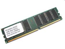 Electrobyt PC3200U-30331 1GB PC3200 400MHz CL3 DDR RAM Memory, 184-pin DIMM