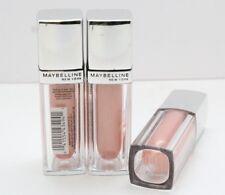 3x Maybelline Color Sensational Color Elixir Lip Lacquer- CHOOSE SHADE, .17 Oz