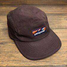 Patagonia Hat Mens 5 Panel Rare Boardshort Wave Vintage Tradesmith Style Cap