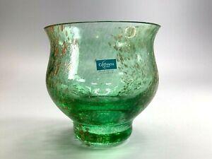 Caithness Scottish Art Glass Bowl Vase
