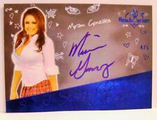 e08df40f213e MIRIAM GONZALEZ PLAYBOY SCHOOL GIRL AUTOGRAPH HOT FOR TEACHER  5 BENCH  WARMER