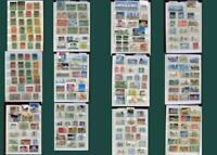 Great Stamp Collection From Canada, Newfoundland & a Few US, Free Shipping