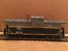 HO Atlas Belt Railway of Chicago Extended Vision Caboose BRC #128 WEATHERED