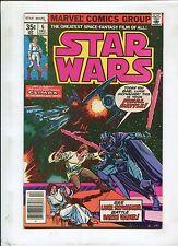 StarWars #6 ~ See Luke Skywalker Battle Darth Vader! ~ (Grade 9.0)WH