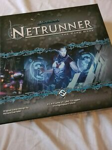 Android Netrunner Original Core Set - open, unused