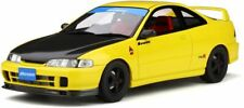 OTTO MOBILE 792 HONDA INTEGRA DC2 SPOON resin model car Sunlignt yellow Ltd 1:18