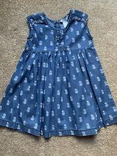 Guess Baby Girl Denim Dress 3T