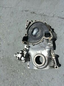 Mystery Front Timing Cover, Triumph TR7 or Rover, Part number 610390