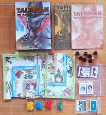 VINTAGE 1985 Talisman The Magical Quest BOARD GAME (2ND EDITION) RARE