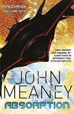 Absorption (Ragnarok 1),Meaney, John,New Book mon0000093025
