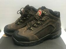 Irish Setter 83402 Two Harbors Men's 9.5 * Wide * WATERPROOF SAFETY TOE HIKING
