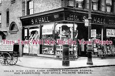 LO 413 - Grocery Store, Palmers Green, London - 6x4 Photo