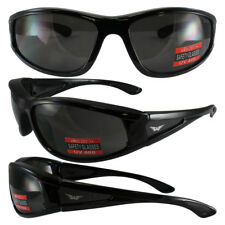 Integrity 2 Black Frame Smoke Lens Safety Glasses